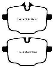 Ebc Redstuff Brake Pads Front For Bmw X5 4.6 2002-2004 Dp31472C