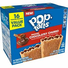 Pop Tarts Frosted Chocolatey Churro (16 count ) 27 oz