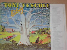 TONI VESCOLI -Labig- LP