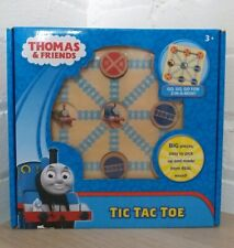 Thomas The Tank Engine Tic Tac Toe thomas and friends Wooden Toy/Game 3+yr BNIB