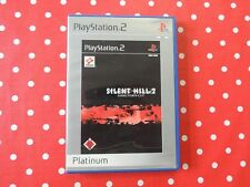 Silent Hill 2 Director's Cut Playstation 2 PS2 in OVP mit Anleitung USK18
