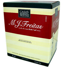 M.J Freitas Rot/Weiß/Rosé-Wein aus Portugal Bag in Box 5L 2,20€/L