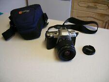 1997 Pentax MZ-50 SLR Camera w/ Tamron 28-80mm Lens in Case (2617)