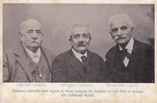 C3350) BOLOGNA 1903, 50 ANNIVERSARIO SOCIETA' MUTUO SOCCORSO FRA TIPOGRAFI.
