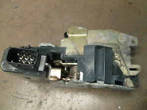 BMW E36 LEFT DOOR LOCK 328Ci 325i convertible 92-93-94-1995-96-97-98
