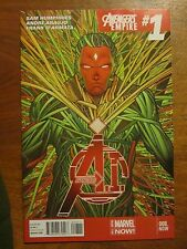 Avengers A. I. #8 Sam Humphries, Andre Lima Araujo Art Nm