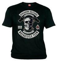 01 Benidorm Bastards HELLS ANGELS Motorcycle Club SUPPORT 81 Biker 1%er T-shirt