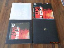 """U2 - """"The Fly"""" - French - Promo box set -  Edition complète en parfait état"""