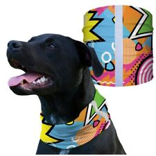 SA KAPOW DOG SHIELD BANDANA SCARF