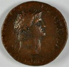 51153) Nero, 54-68, As, Janustempel, Rom, ss.