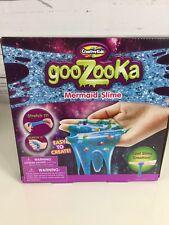 Goozooka Mermaid Slime Silly Putty Glitter Science Craft Kit Sets Goo
