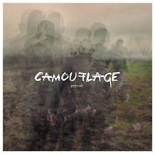 CAMOUFLAGE Greyscale LP VINYL+CD 2015