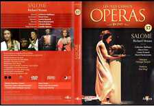 DVD Les plus grands operas 37 - Salome - Strauss |tbe | Theatre | Lemaus