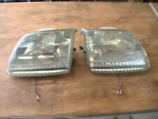 1997-2004 Ford F150/Expedition Custom Factory Headlights with LED