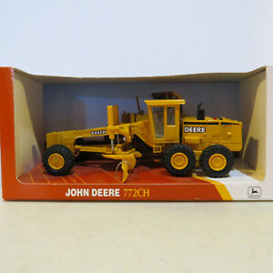Ertl John Deere 772CH Road Grader 1/50 JD-15039-1HN-B