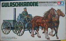 Tamiya 1/35 German Field Kitchen carriage GULASCHKANONE