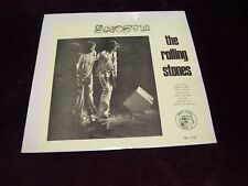 """ROLLING STONES """"SMOOTH"""" LP LIVE SEALED IN SHRINK TMOQ 1973 MICK JAGGER ROCK ETC"""