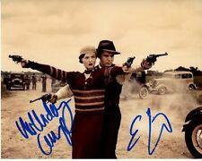 HOLLIDAY GRAINGER & EMILE HIRSCH signed autographed BONNIE & CLYDE photo