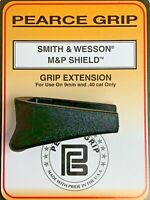 Pearce Grip PG-MPS S&W M&P Shield 9&40 Finger Ext. SAME DAY FAST FREE SHIPPING