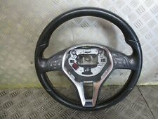2014 MERCEDES-BENZ A CLASS W176 A180 MULTIFUNCTION LEATHER STEERING WHEEL