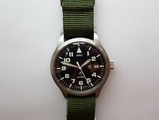 MWC Military  Automatic  LTD ED of 50 Truly So Very Rare 17 Jewels AS 2063 V/G/C