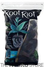 Root Riot 50 Replacement Cubes - organic seed moistened starter plugs