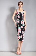 Vestiti da donna aderenti floreale taglia S