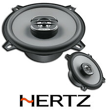 "HERTZ UNO X130 5.25"" 13CM COAXIAL 2 WAY CAR VAN STEREO SPEAKER SET PAIR 160W"