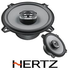 """HERTZ UNO X130 5.25"""" 13CM COAXIAL 2 WAY CAR VAN STEREO SPEAKER SET PAIR 160W"""