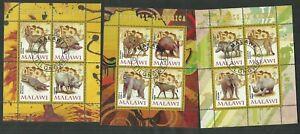 Wild Animals 3 used blocks