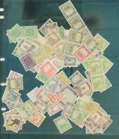 "ROC 1936 Japanese occupation of Northeast China ""Manchukuo"" 125 Stamps"