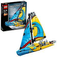 Détails sur LEGO Technic - le Yacht de Compétition - 42074 - Jeu de construction