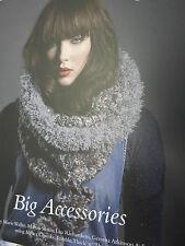 Rowan Big Accessories Knitting Pattern Book