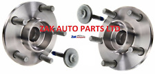 FOR FORD FOCUS C-MAX 1.6 1.8 2.0 TDCi FRONT WHEEL BEARING BEARINGS HUB KIT PAIR