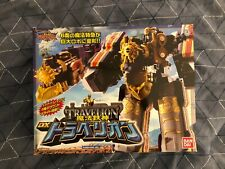 POWER RANGERS MYSTIC FORCE MAGIRANGER DX Travelion Megazord Robot Train Gattai