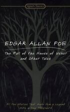 The Fall of the House of Usher and Other Tales (Signet Classics)-ExLibrary