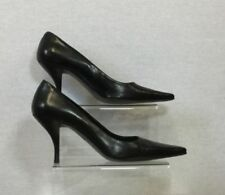 NEXT Patternless 100% Leather Court Heels for Women