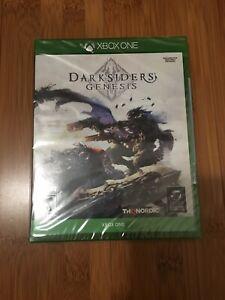 Darksiders Genesis (Microsoft Xbox One, XB1) Brand New Factory Sealed