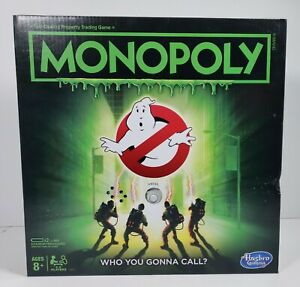 Monopoly: Ghostbusters Edition Hasbro Gaming 2020