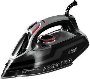 Russell Hobbs Powersteam Ultra 20630 Steam Iron 3100w - Black