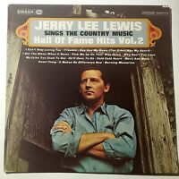 Jerry Lee Lewis ‎– Music Hall Of Fame: Smash Records 1969 Vinyl LP (Country)