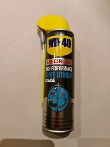 1 x WD-40 Specialist White Lithium Grease, 250ml