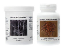 Supreme Nutrition Lymph Detoxification Two Pack