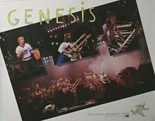 "BRAND NEW Original 1980 US Poster Genesis (with Phil Collins) Duke 21"" X 26"""