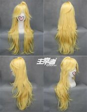 Panty Stocking Panty Anime Costume Cosplay Wig +Free Wig CAP