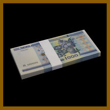 Belarus 1000 Rubles (Rublei)  x 25 Pcs Bundle, 2000 P-28 Flower Unc