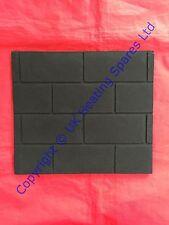 BAXI minima modèle 746 LE GAZ DÉCORATIF Dos Brique 5111504 0579139