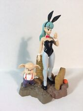 Dragon Ball Gashapon Figure Bulma And Oolong Anime Dragonball