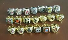 Molson Stanley Cup Rings - Boston Bruins