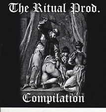VARIOUS-CD-The Ritual Prod. Compilation 1 FREE CD!